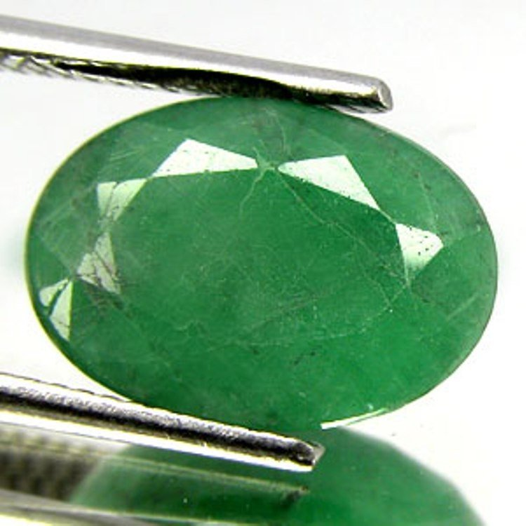 63Q: A 4 ct. Emerald Gem