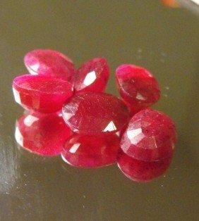 1: Ruby Gemstone Parcel