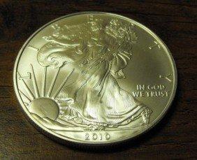 Silver Eagle Bullion Random