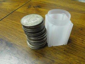 1R: (20) Silver Dollars - 1922-34 Peace Dollars