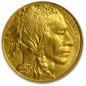 16S: 1 oz Gold Buffalo Bullion 24k Pure