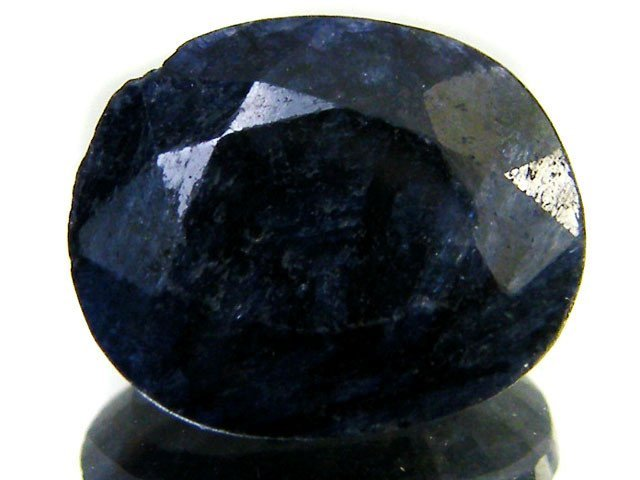 12V: 4 ct. Natural Sapphire Gemstone -