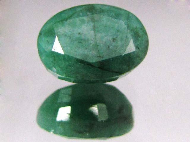 15V: 3 ct. Natural Emerald Gemstone