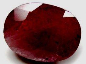 3.5 Ct. Natural Ruby Gem