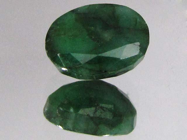 35V: 4.5 ct. Natural Emerald Gemstone