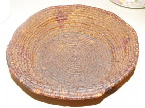 Native American Seed Basket