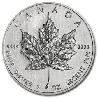 14: (1) Silver Maple Leaf