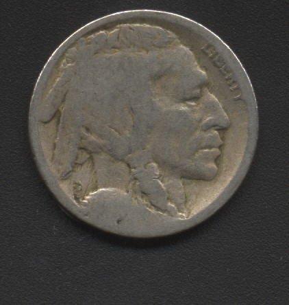 8S: 100- No Date Buffalo Nickels -