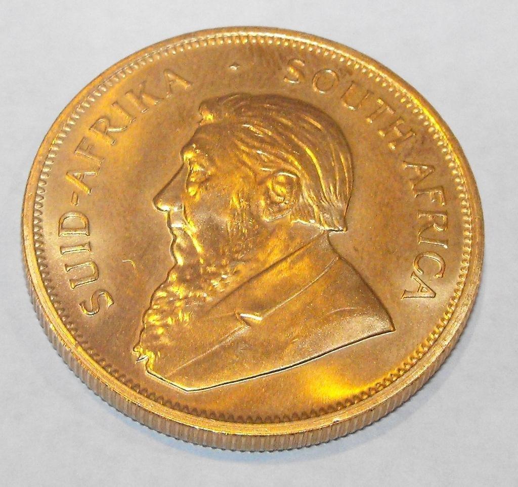 3: 1976 24k Gold Krugerrand 1 Oz. Pure