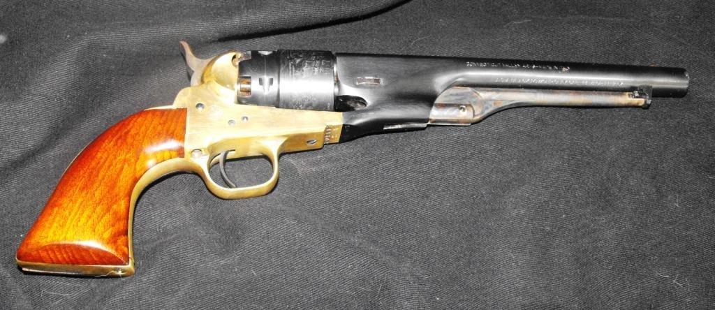 3L: Black Powder Italian Revolver
