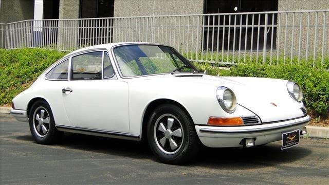 1X: 1968 Porsche 912 SWB