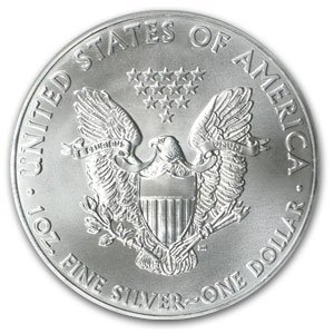 2B: A 1oz. Silver Eagle Bullion