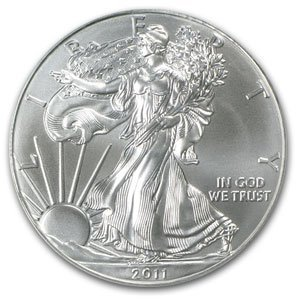 3B: A 1oz. Silver Eagle Bullion