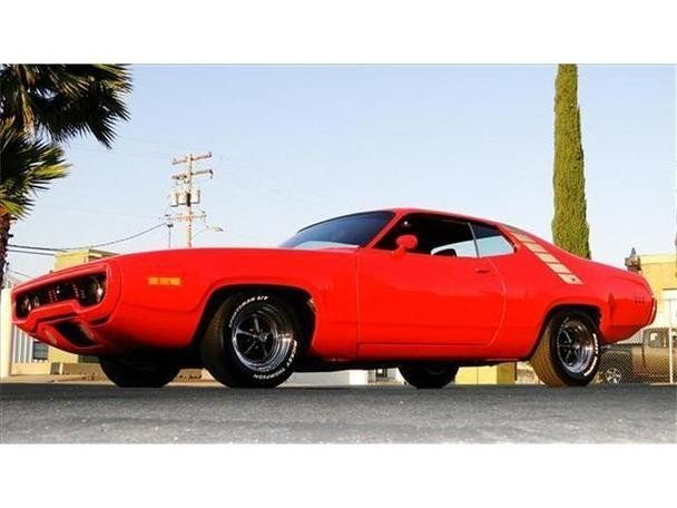 1Y: RELIST- 1971 Roadrunner Tribute - Fast and Pretty-