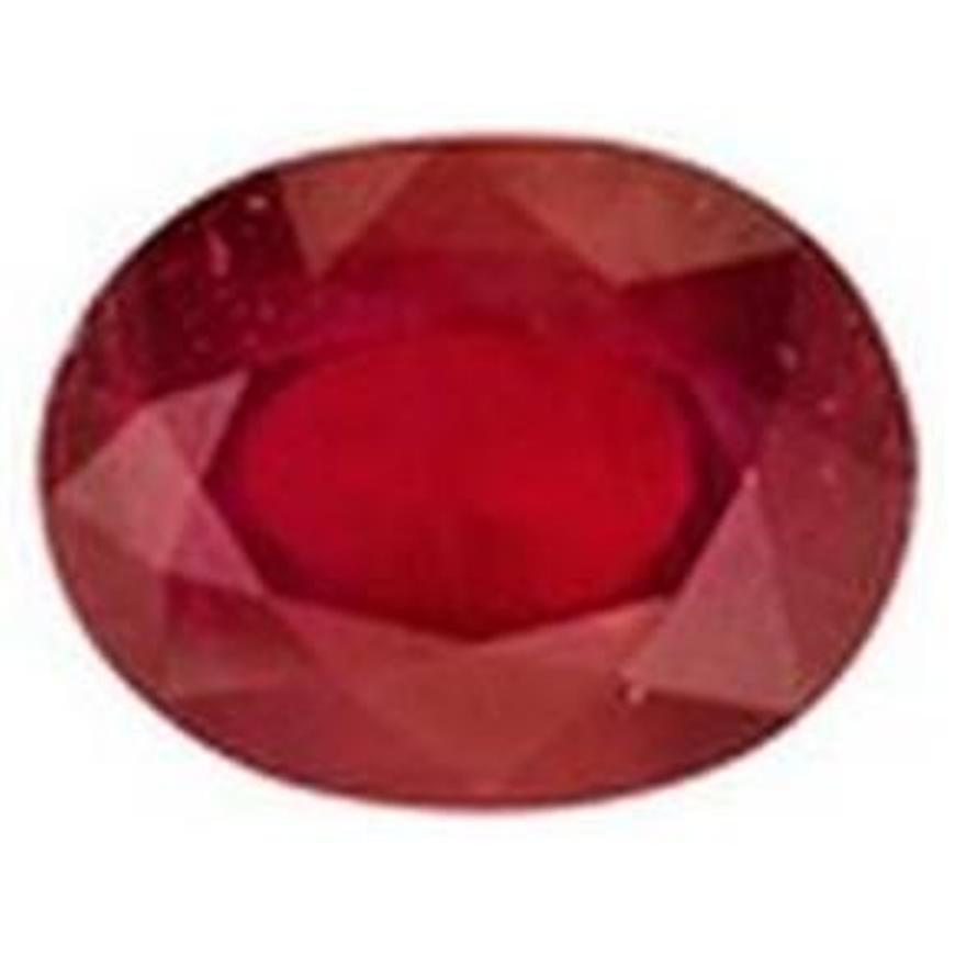 1Q: A 1 ct. Ruby Gem