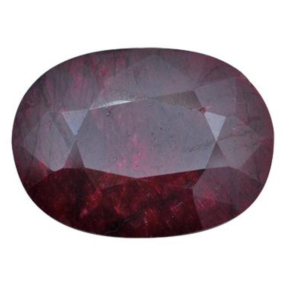 7Q: A 1 ct. Ruby Gem