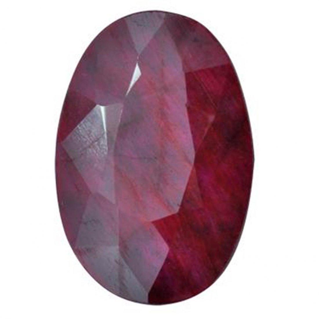 2Q: A 1 ct. Ruby Gem