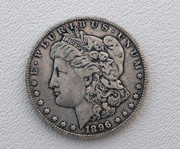 1: 10 Ike Dollars