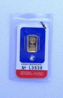 85: (1) Gold Eagle Bullion