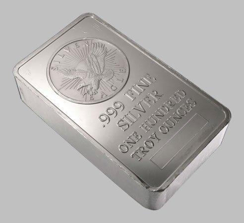 6Z: 5 oz. Silver SUNSHINE Bar