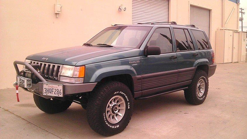 1U: 1994 Jeep Grand Cherokee - NICE-