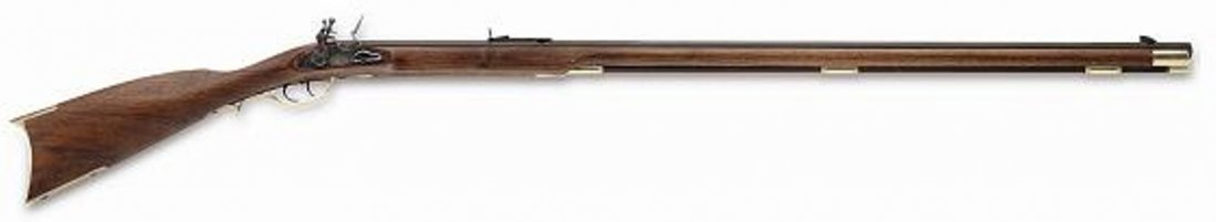 13C: Penn. Flintlock Long Rifle