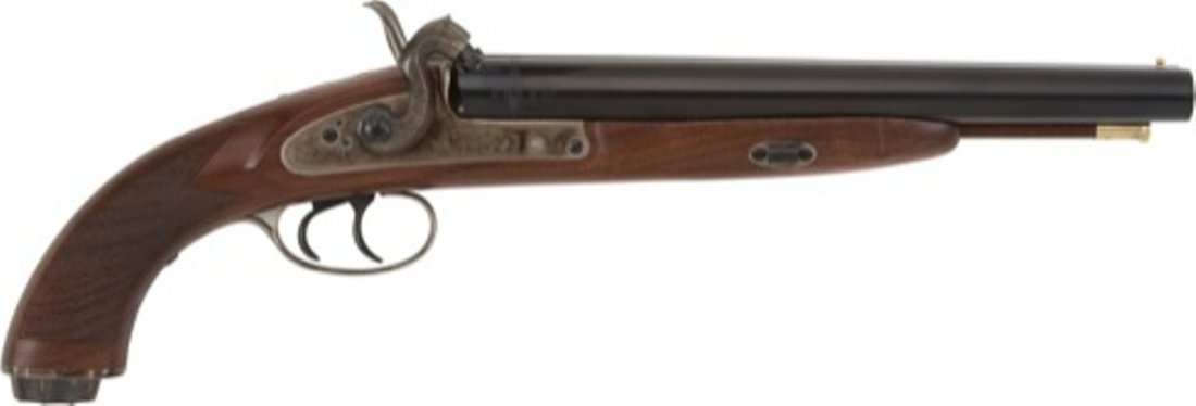 15C: .20 Gauge Howdah Hunter Black Powder