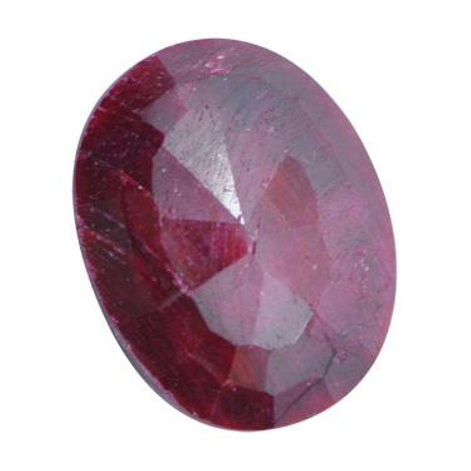 5Q: A 1 ct. Ruby Gem