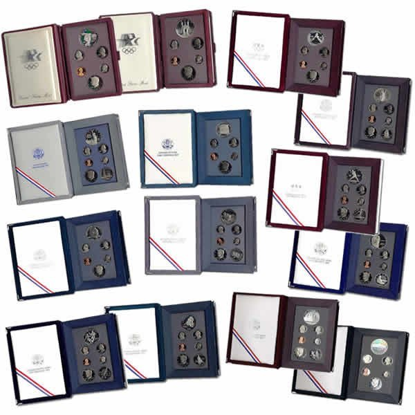 12: Complete Prestige Set Collection- 14 items