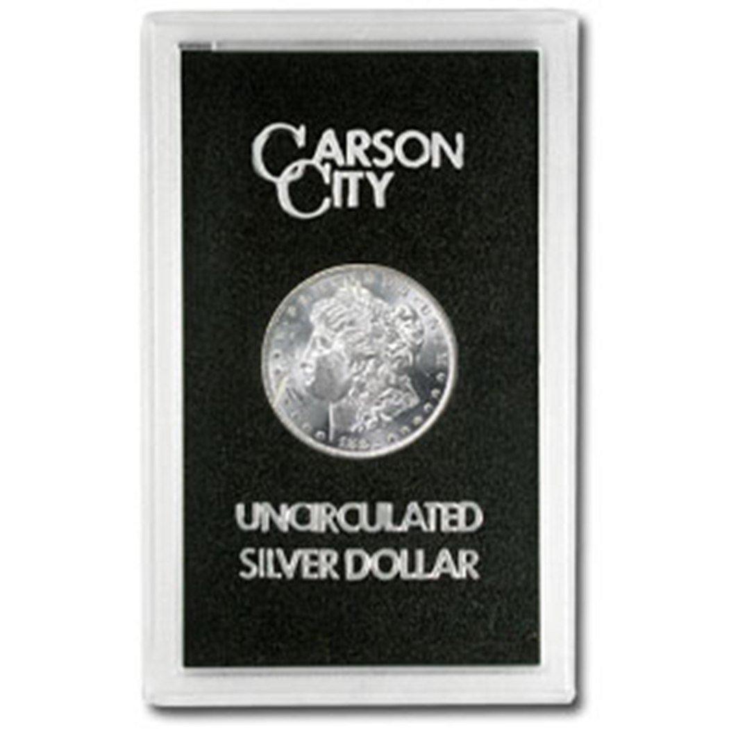 33: 1882 Carson City Mint GSA Morgan- UNC