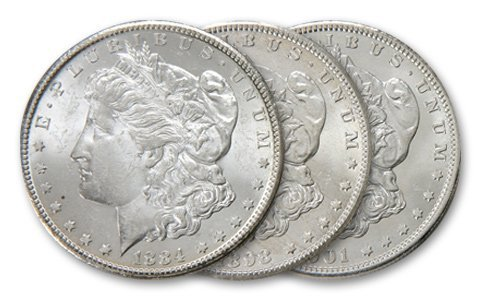 4: Dixieland Morgan Mint Collection (3)