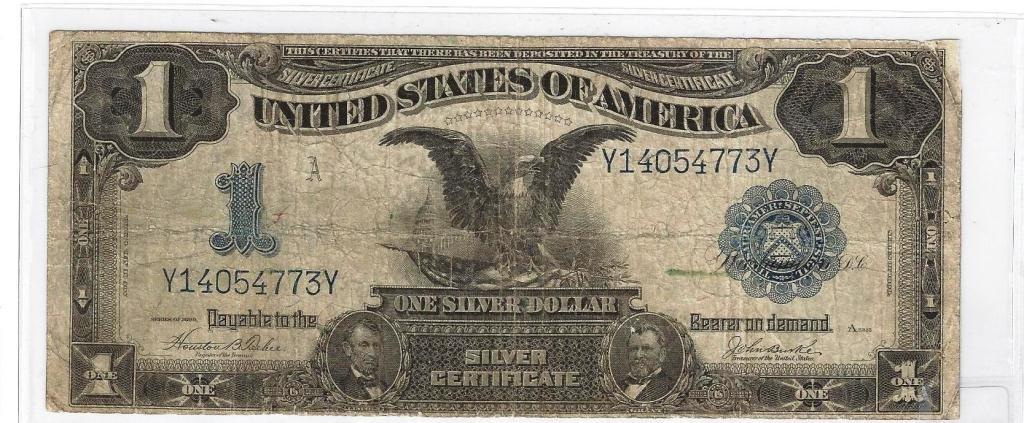 2: Black Eagle Series 1917 Silver Eagle