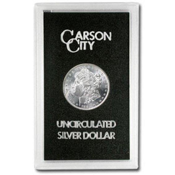 1: 1882 Morgan Carson City GSA  MS Coin