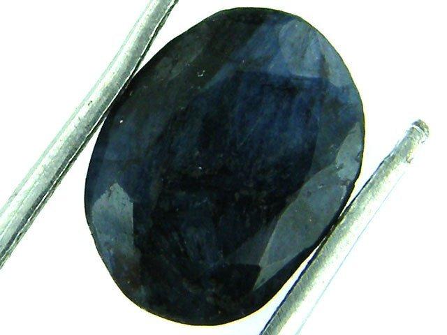 7E: 5 ct. Natural Sapphire Gem