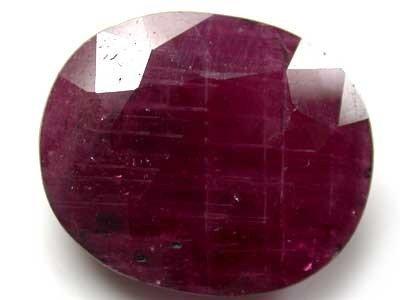 14E: 3.5 ct. Natural Ruby Gemstone