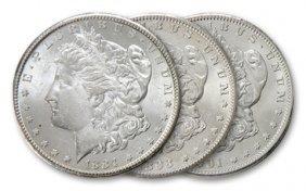 3C: Dixieland Morgan Mint Collection (3)