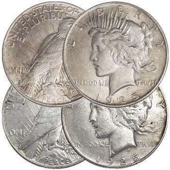 1925 P & S Mint VG Grade
