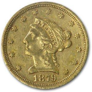 Random Date $ 2.5 Dollar Gold Liberty Head Coin