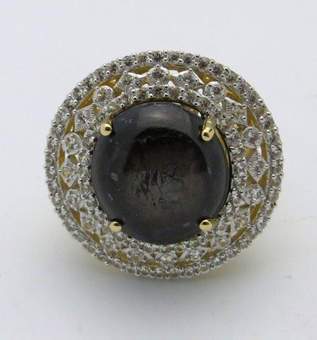 $6304 Appraised  Ruby & Saphire Ring