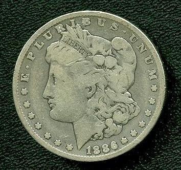 1886 O Morgan Dollar Key Date