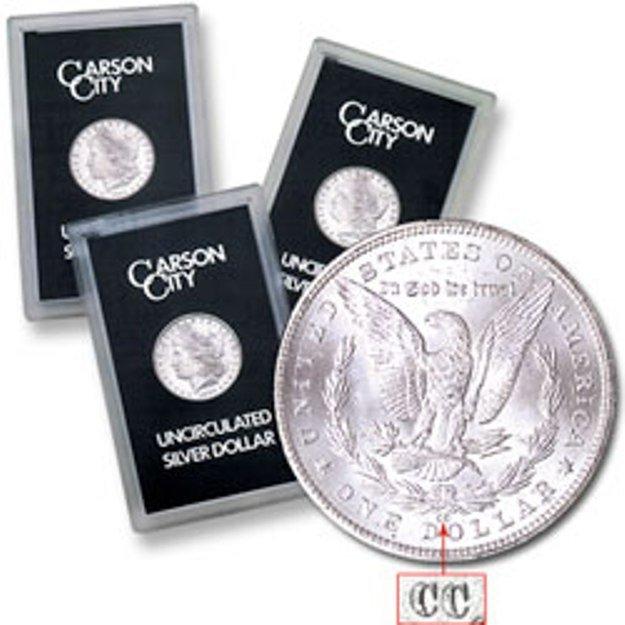 1882-83-84 Carson City GSA Morgans