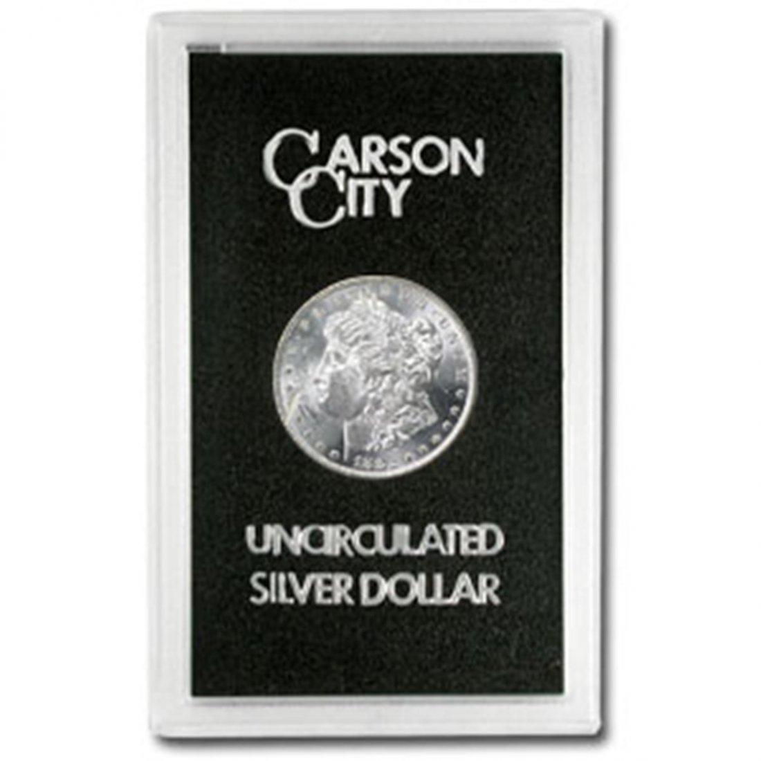 1882 Morgan Carson City GSA  MS Coin