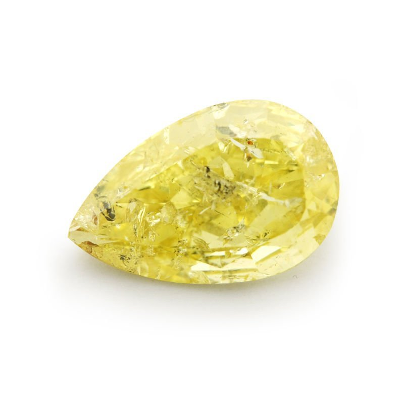 5 carat Natural  Fancy Yellow GIA Report  $125,000