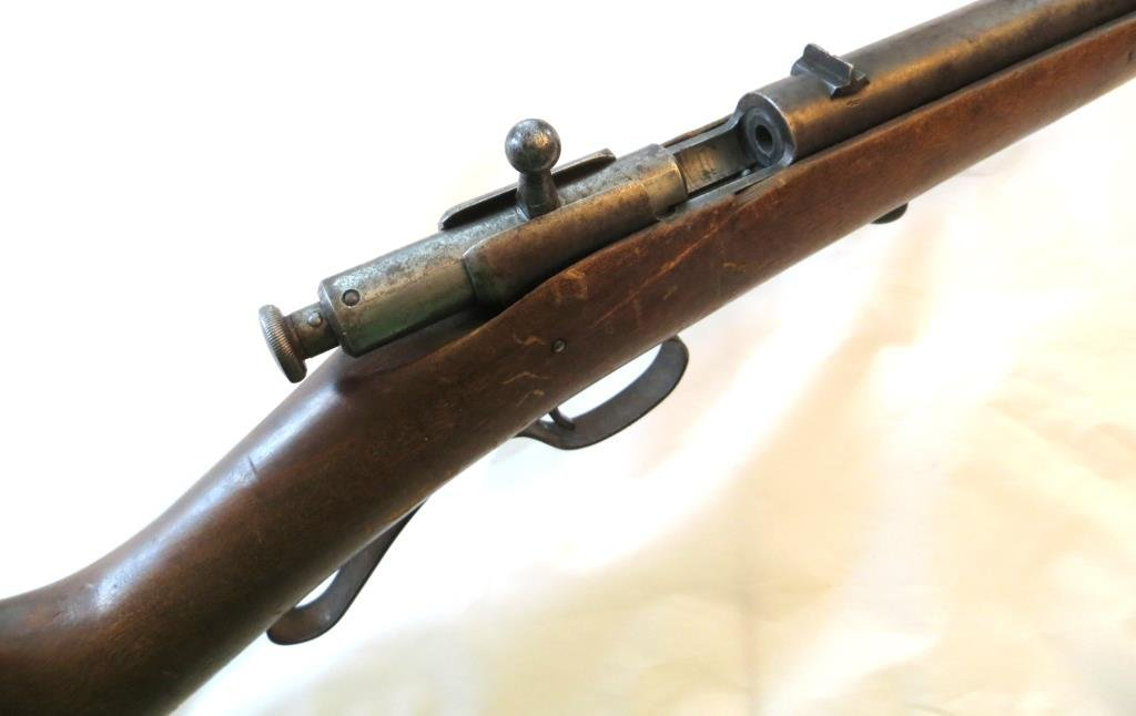 Winchester .22 Bolt Action Antiique Rifle