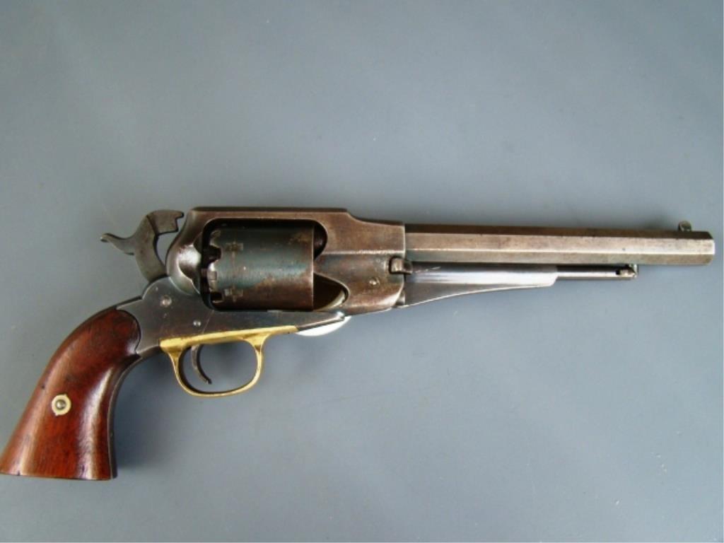 Antique Remington .44 Military 1861 8 inch Barrel