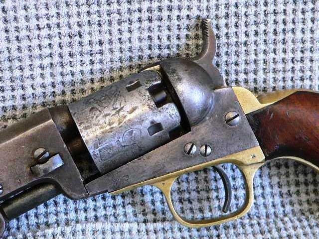 #770 Colt Percussion 1865 manufacture Civil War