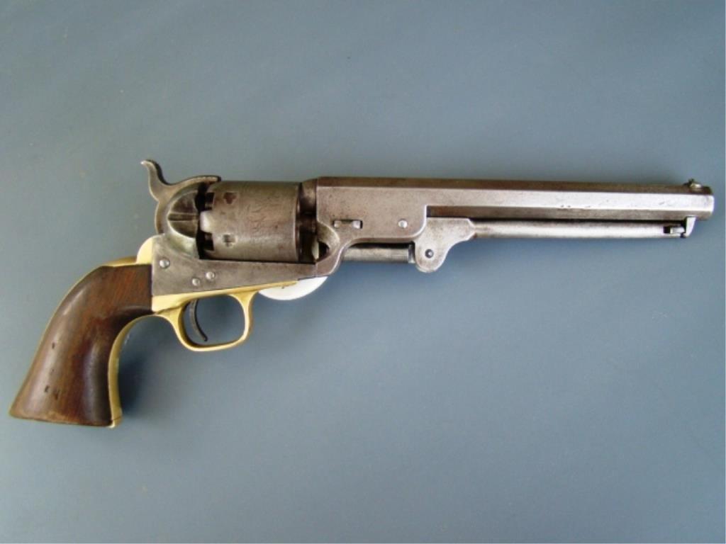 Sam Colt 1851 Six Shooter RARE Matched