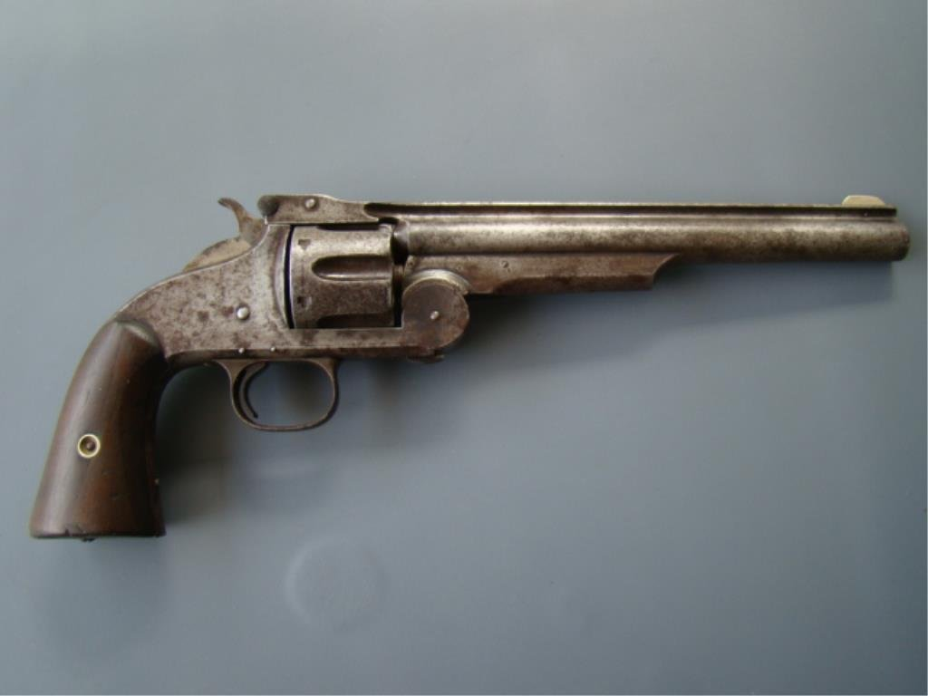 Smith & Wesson First Model American 6 Shooter