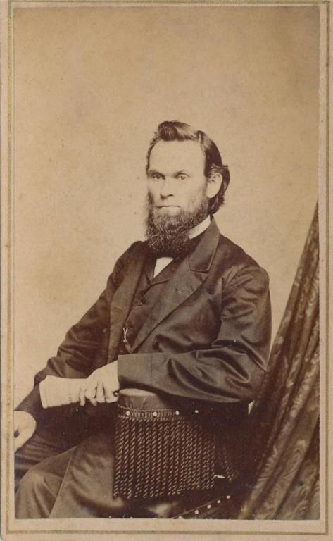 Civil War Gent  CDV 1860's