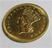 1873 Type III Gold Dollar